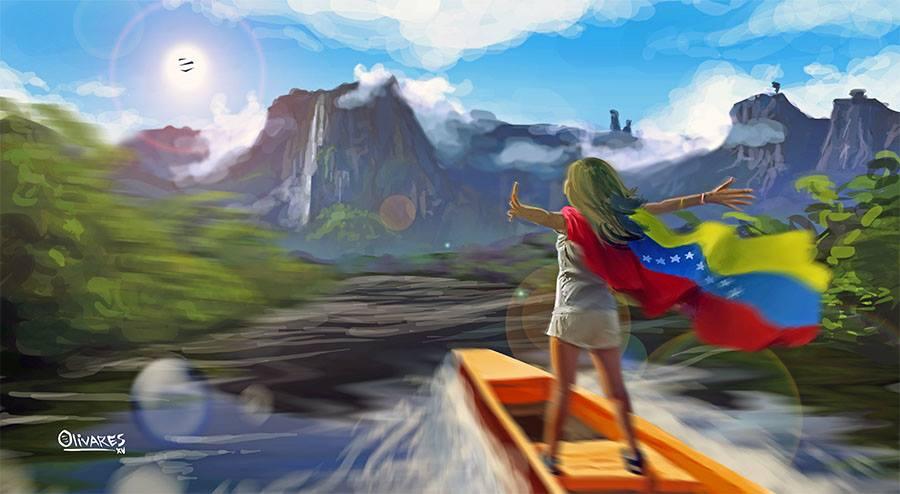 Emigrar de Venezuela