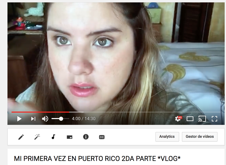 MI PRIMERA VEZ EN PUERTO RICO 2DA PARTE *VLOG*