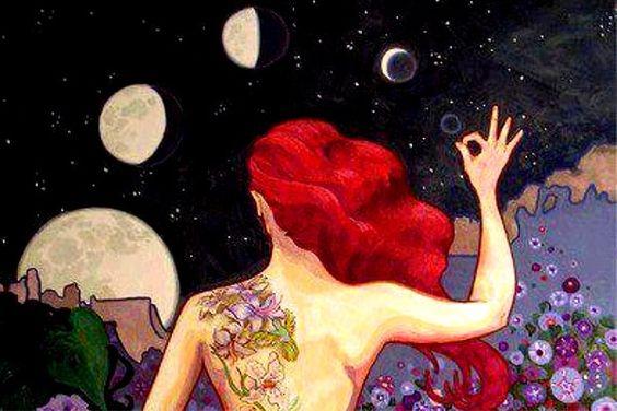Astrología Femenina